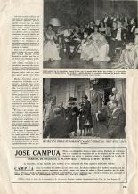 Reportaje publicado en Luna y Sol en diciembre de 1948. Campúa aprovechaba la publicación para anunciar la apertura de su nuevo estudio en c/ Bárbara de Braganza, 2