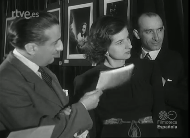 No-Do exposición de Campúa 1947